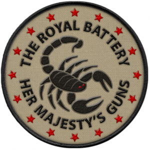Royal Battery Emblem