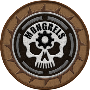 Mechanized Mongrels Emblem