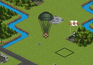 The prototype of ReconInForce had paratroopers