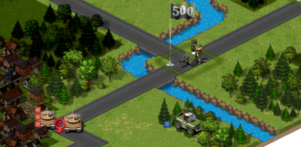 Use Fire Control to increase the damage your AT Guns do against enemy tanks