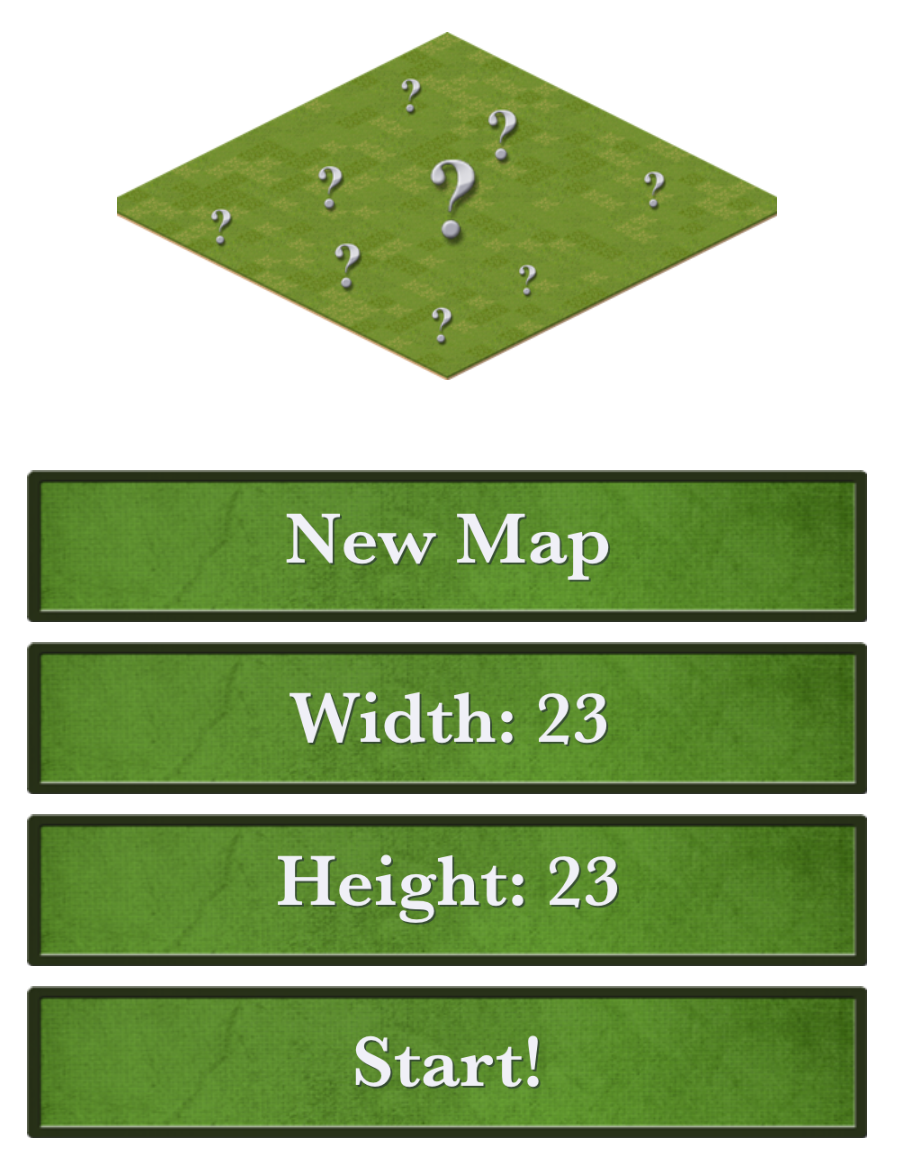 mapmaker menu