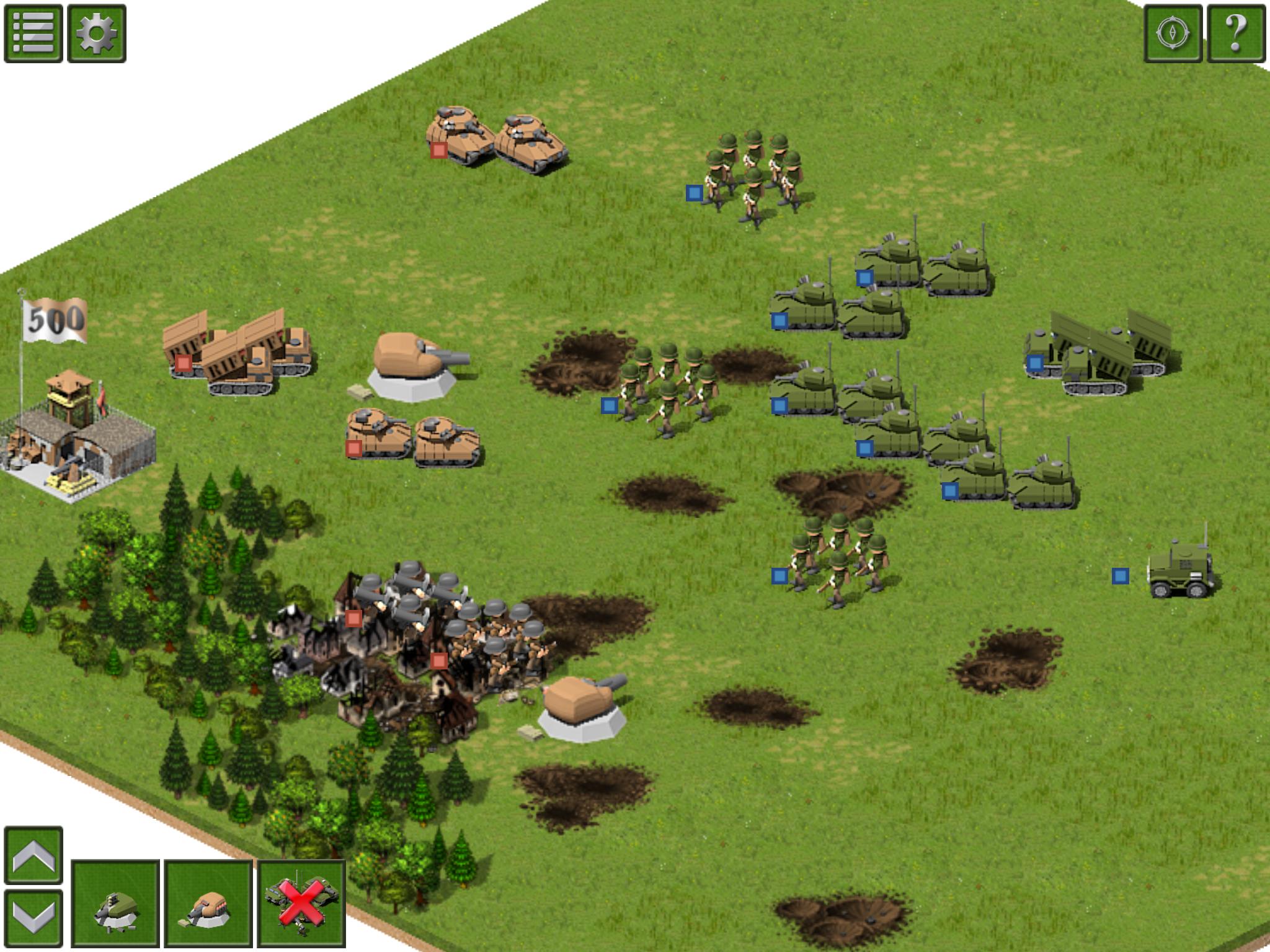 mapmaker scenario